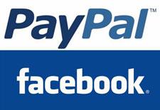 Facebook üzerinden paypal ile para transferi dönemi